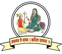 Dnyanbhakti Junior College logo